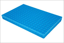600 x 400 propagation tray in blue image