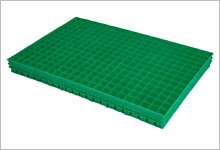 600 x 400 propagation tray in green image